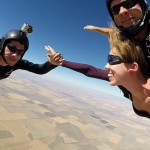 Tandem Skydiving Eastern Washington