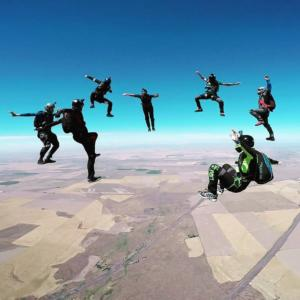 SkydiveWestPlains 2019 Memorial Weekend Shenanigans